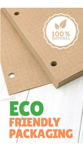 ECO friendly packaking